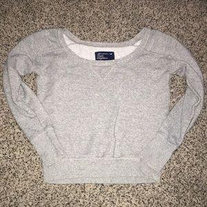 American Eagle Outfitters Scoopneck Sweatshirt